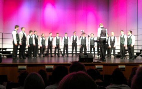Accafellas preform at Great Lakes Invitational