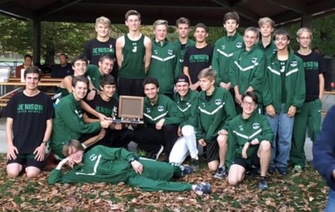 Boys Cross Country Team Wins Conference Championship; First in Thirty-Two Years.