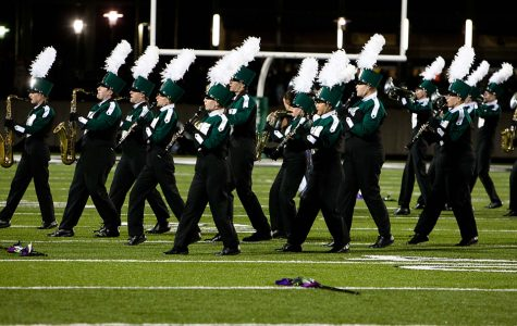 Jenison Marching Band sweeps captions at Grant Invitational