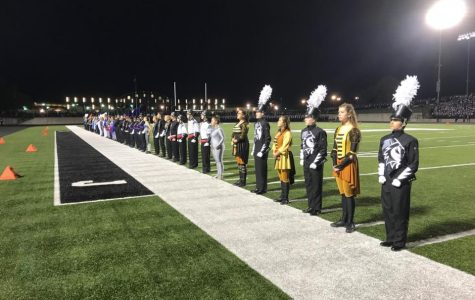 Jenison Marching Band ranks first in state competition after Saturday invitational