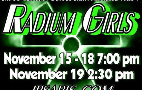 Come see Radium Girls!