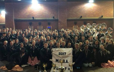 Feature: The Jenison High School Marching Band