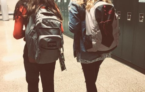Backpacks are unnecessary in the classroom