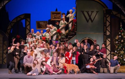 Annie at Civic Theatre brought joy to the holiday season