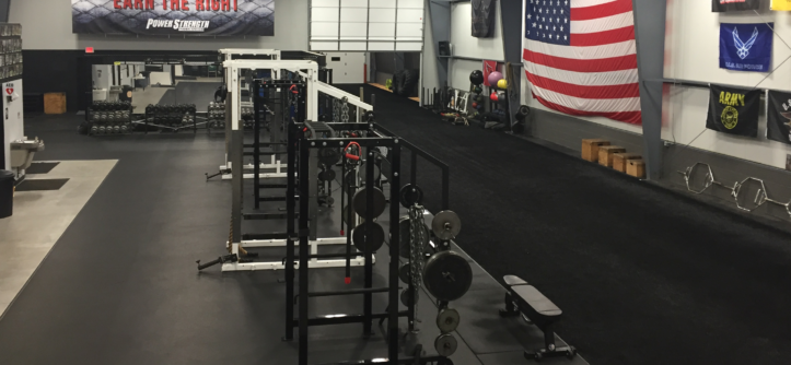 PowerStrength+Training+Systems%27+facility