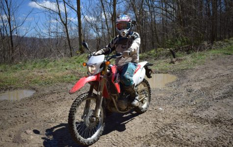 The 2016 Honda CRF250L, from the street to the dirt