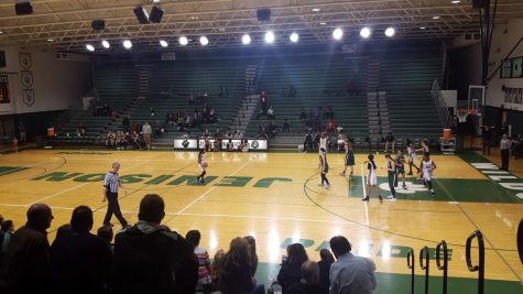 Wildcats overcome first half struggles to top Reeths-Puffer