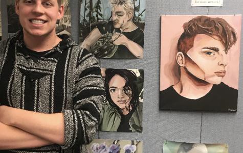 Seth Ter Haar: an aspiring artist