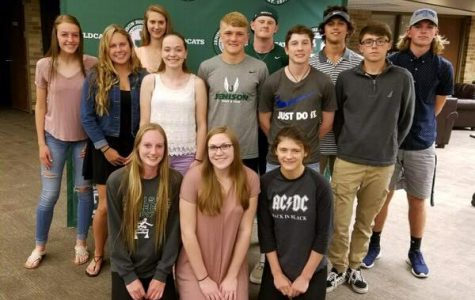 April's Athletic Boosters meeting unfolded on May 14