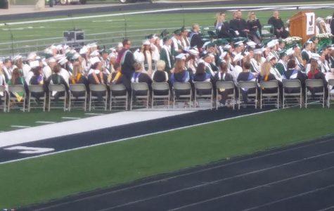 Seniors last goodbye