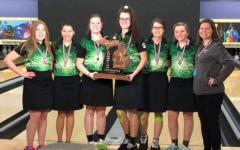 Girls varsity bowling team's success