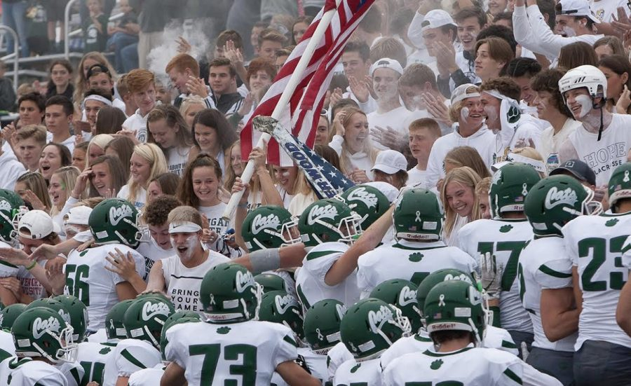 Jenison takes on a team that's not close to home