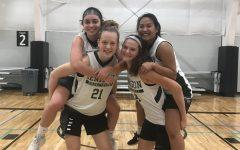 Determination drives preseason preparation for the girls varsity basketball team