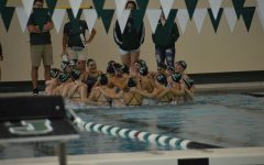 The Jenison Wildcats make a huge splash against the Hudsonville Eagles