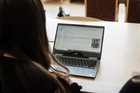 Traditional versus online learning