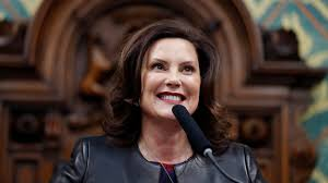 Governor Whitmer Signs order Reopening Gyms and Pools.
