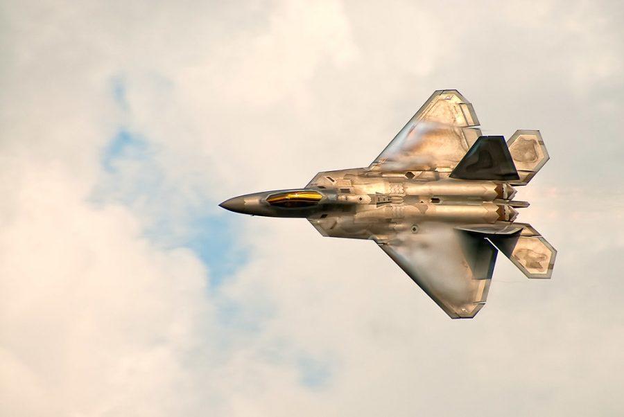 F-22+Raptor