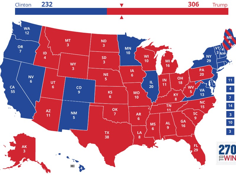 2016+Electoral+College+Map