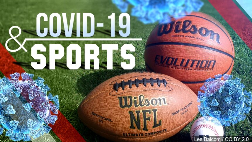 Covid-19's impact on Jenison's spring sports