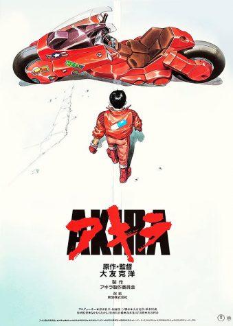 Akira, an animated sci-fi epic
